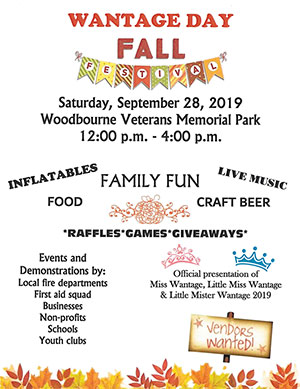 Wantage Day fall festival