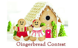lusscroft gingerbread contest 2017