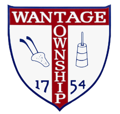 official seal of wantage township