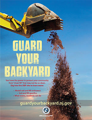 Find out about bringing safe dirt onto your property